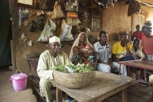 Tradithérapeute au Nigéria