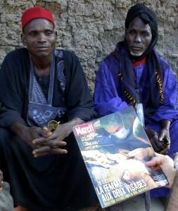 Tradithérapeutes du Bénin